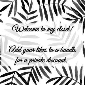 ***Welcome***